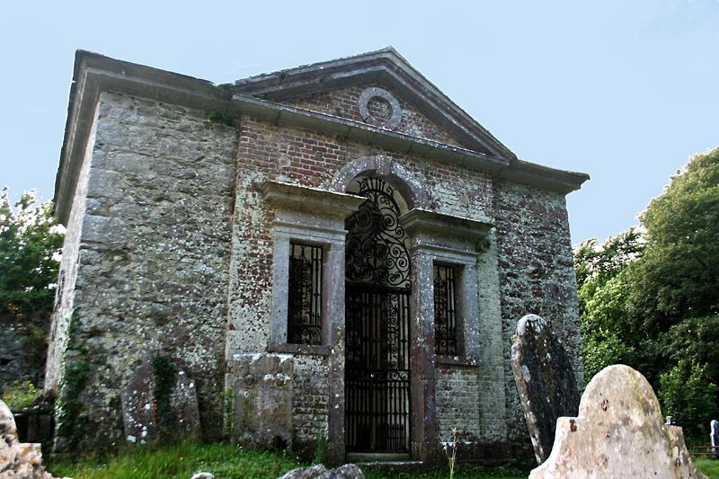 Castlelyons Graveyard Castlelyons Parish